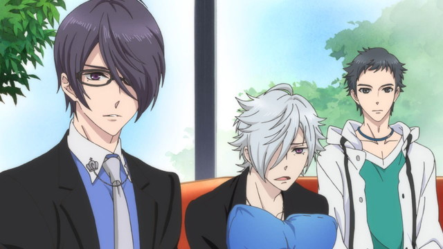 BROTHERS CONFLICT(朝日奈昴)