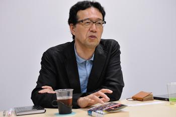荒牧伸志監督 インタビュー 01