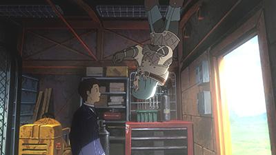 アニメ映画『サカサマのパテマ』シーン07