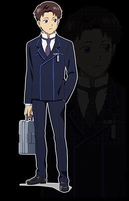 アニメ映画『サカサマのパテマ』エイジ