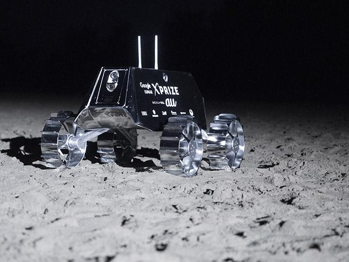 「Google Lunar XPRIZE」