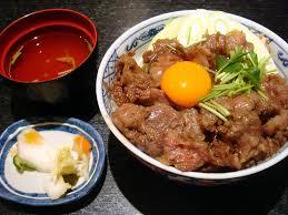 すき焼き丼