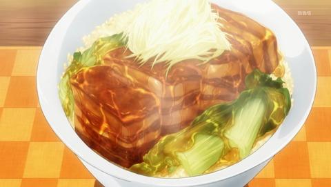 トンポーロウカレー丼