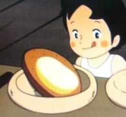 ハイジのパン