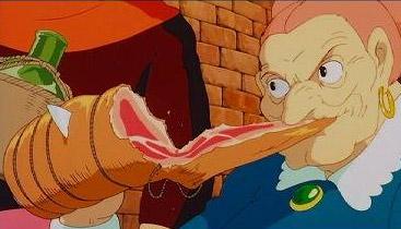 ドーラの肉