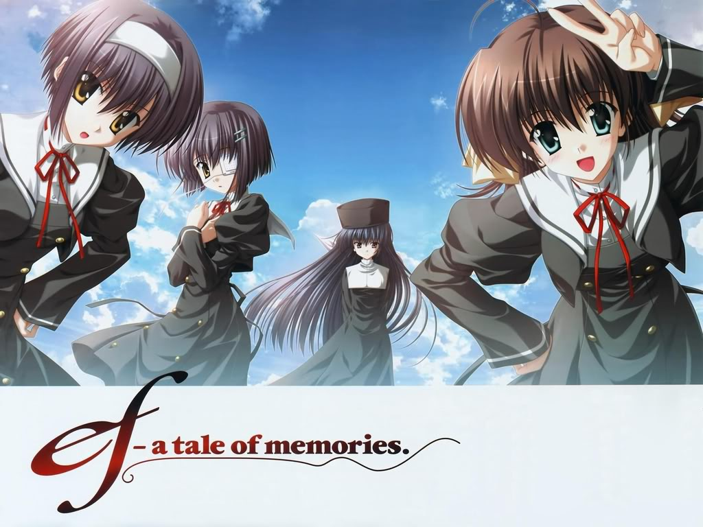 ef - a tale of memories.