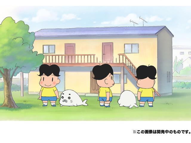 少年アシベ キャラクター人気投票