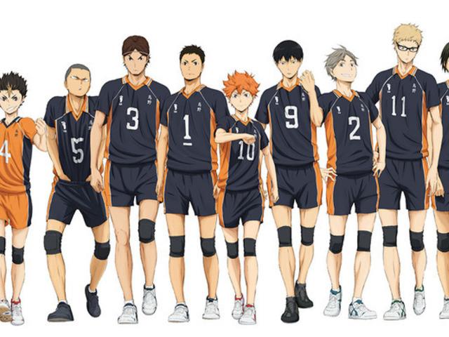 最新スポーツアニメ人気投票
