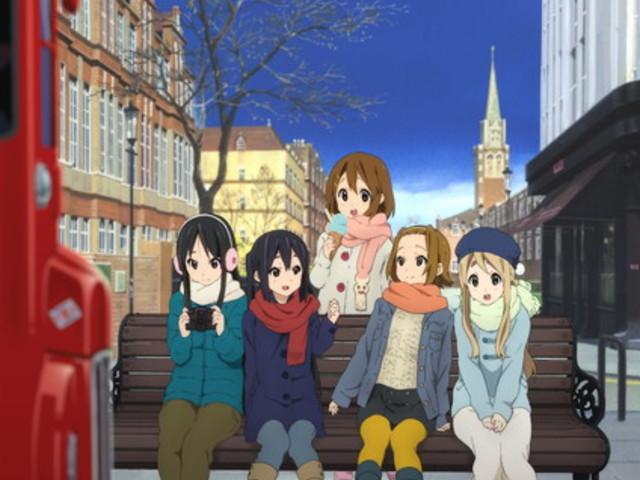 京アニ作品で一番好きなTVアニメは?