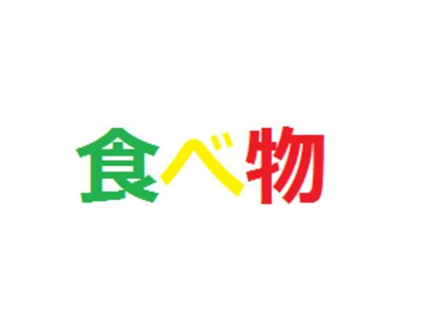 食べ物アニメ人気投票