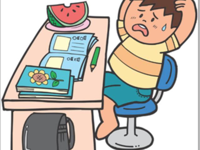 どうしようw夏休みの宿題が終わらなぁ~い\(^O^)/