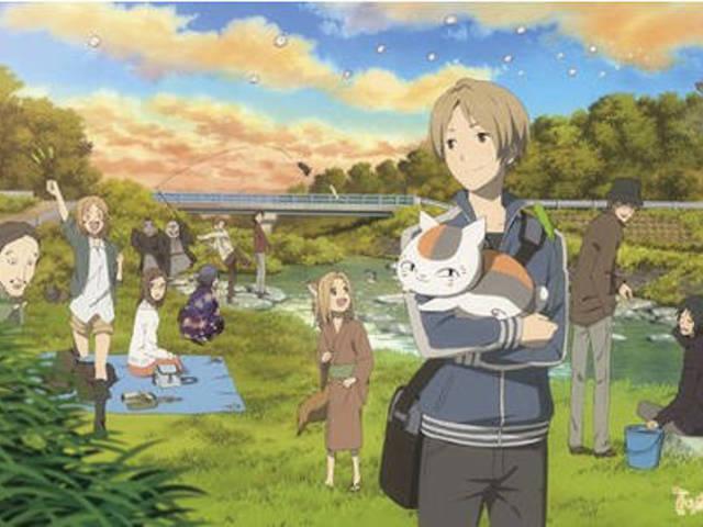 夏目友人帳(アニメ1,2,3,4,5,6期/劇場版)|無料で見 …