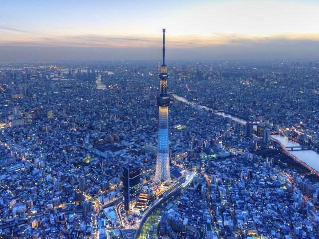 東京が舞台のアニメ人気投票