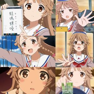 納沙 幸子(声 - 黒瀬ゆうこ)