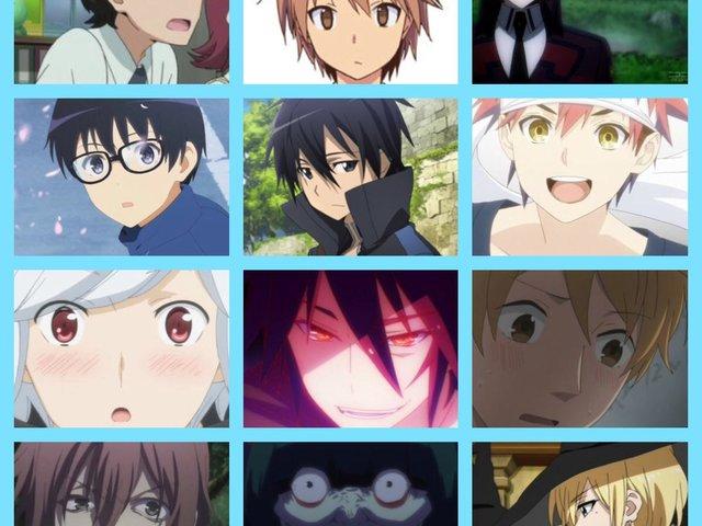 松岡禎丞さんが演じたアニメキャラ人気投票