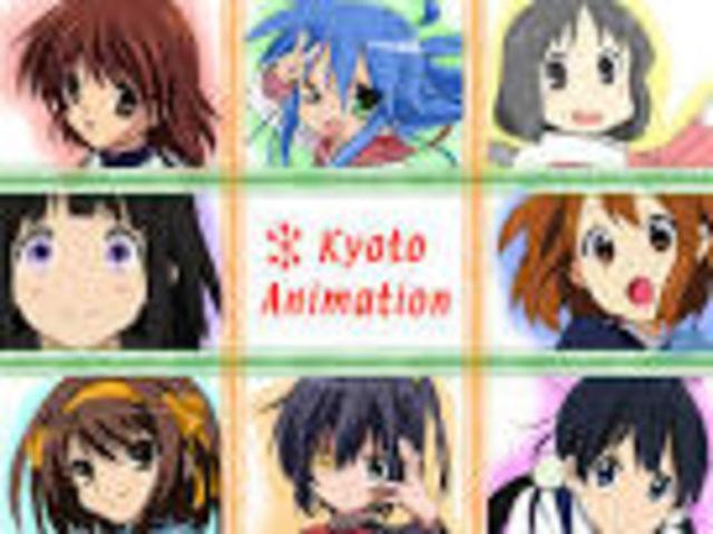 京都アニメーションのアニメランキング