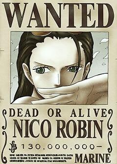 ニコ・ロビン