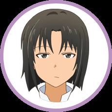 白藤 杏子(声 - 渡辺久美子)