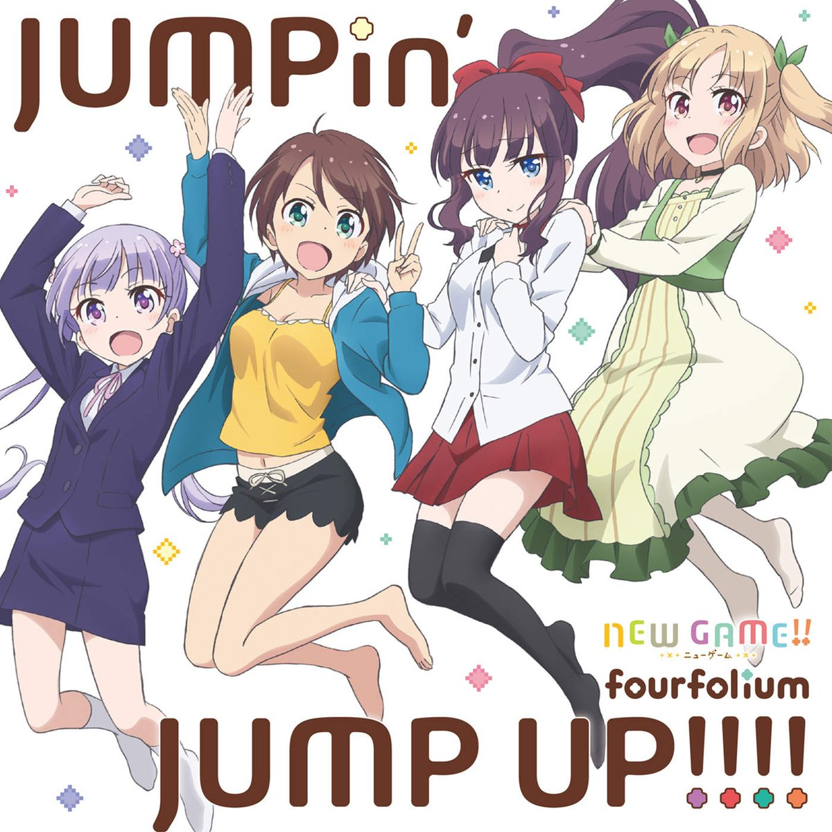 紅)JUMPin' JUMP UP!!!!