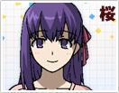 間桐 桜(声 - 下屋則子)