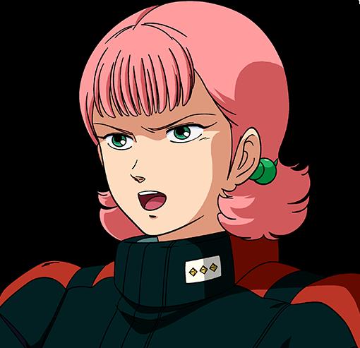 サラ・ザビアロフ(声 -水谷優子)