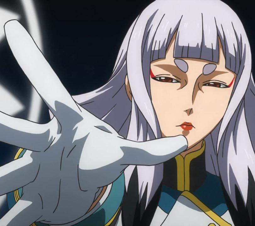 カルタ・イシュー(声-井上喜久子)