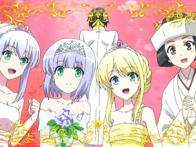 ハーレムアニメ人気投票