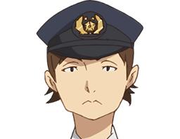 警察官A 声 - 吉野裕行