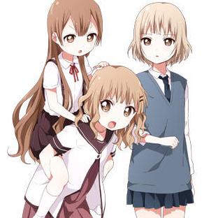【大室】櫻子&撫子&花子