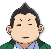 小早川稔(こばやかわ みのる) 声 - 白石稔