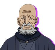 永倉新八(ながくら しんぱち) 声 - 菅生隆之、中井和哉(若年期)