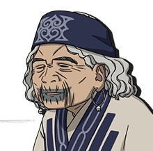 アシㇼパの祖母(アイヌ語: Huci) 声 - 一城みゆ希