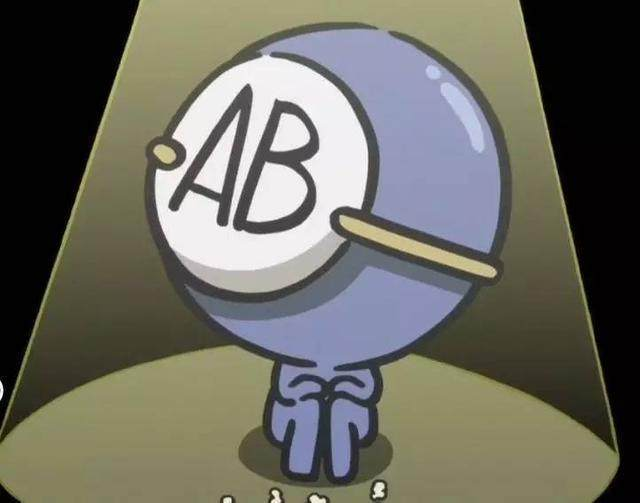 AB型くん