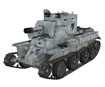 【継続】BT-42突撃砲