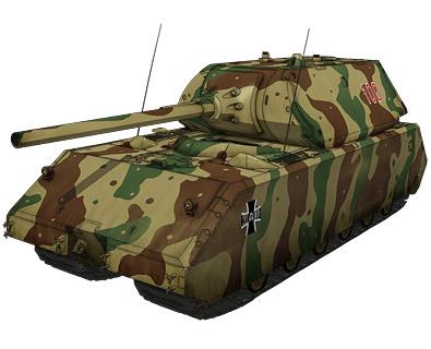 【黒森峰】超重戦車マウス