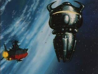 自動惑星ゴルバ/ゴルバ型浮遊要塞