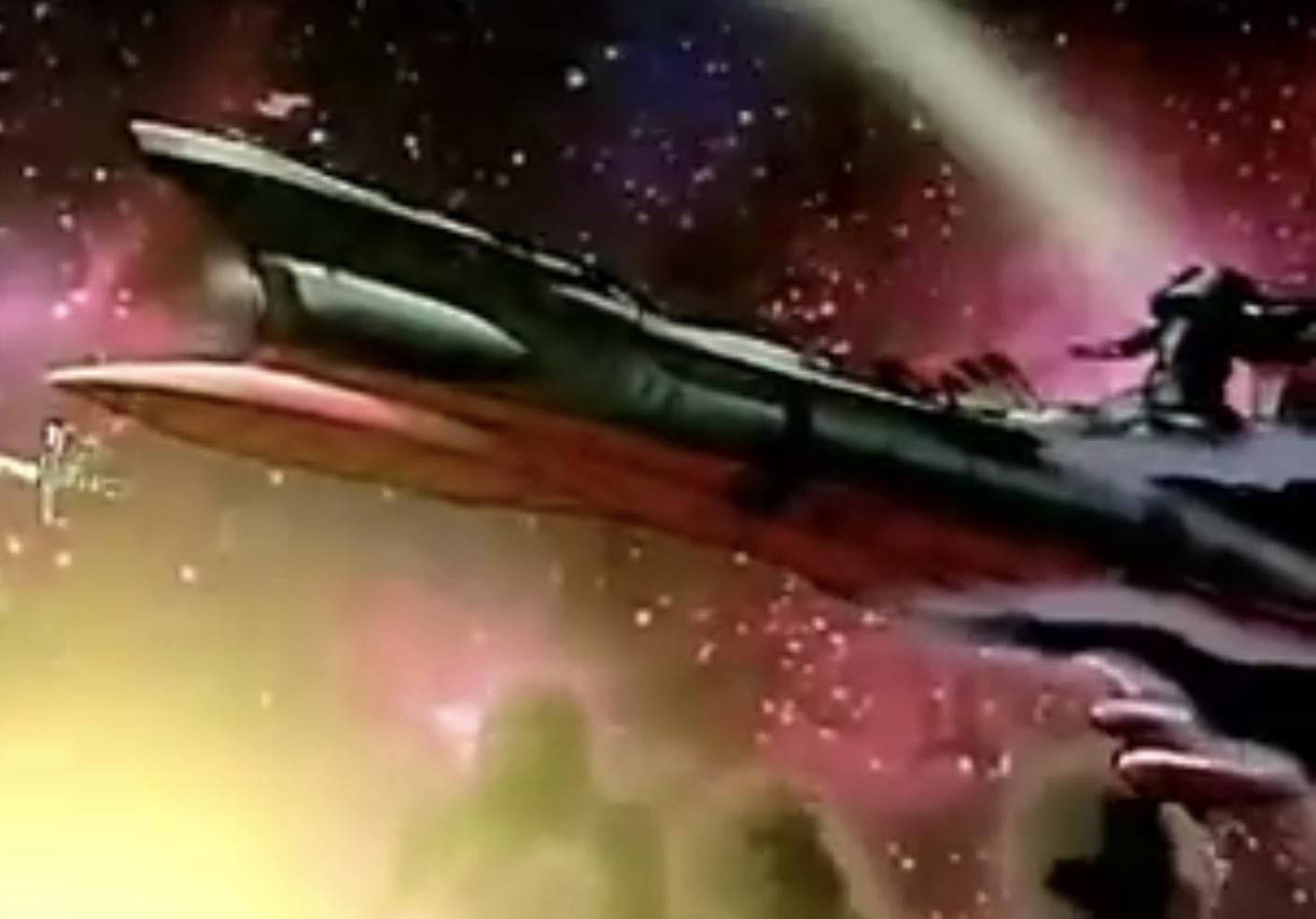 第17代宇宙戦艦ヤマト