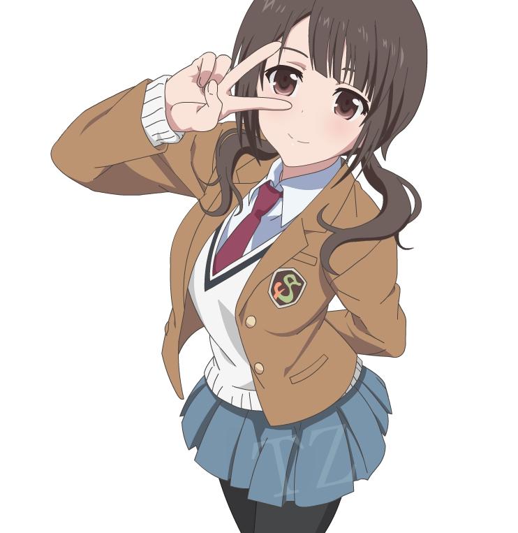 黒)沖田 紗羽