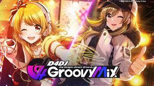 D4DJ Groovy Mix (グルミク)