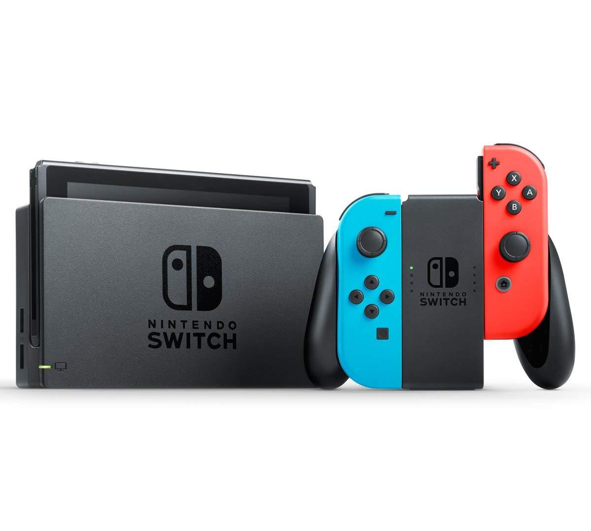 Nintendo Switch (平成29年)