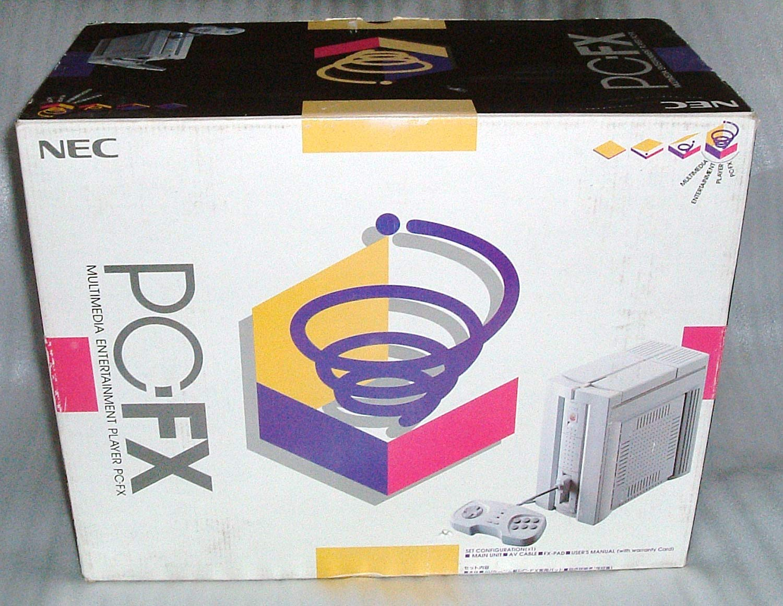 PC-FX (平成6年)