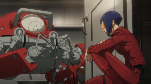 「攻殻機動隊」シリーズ ロジコマ