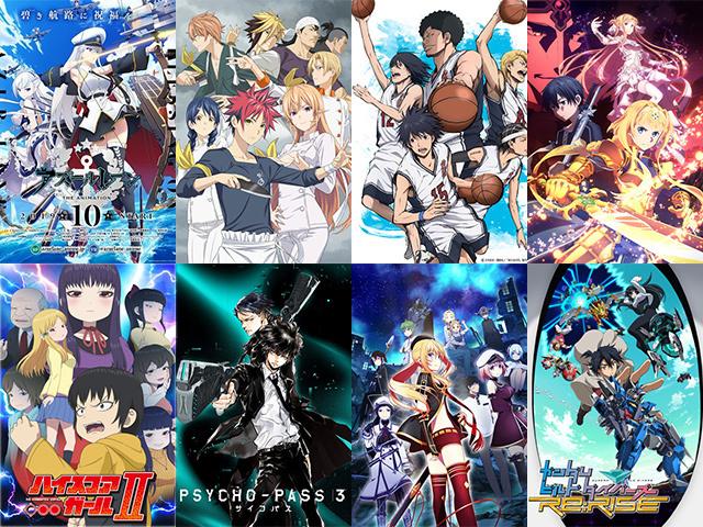 どの作品がおもしろかった? 2019年秋アニメ人気投票
