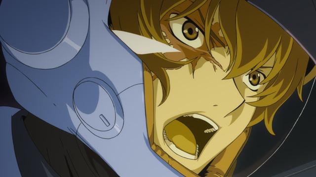 機動戦士ガンダム00シリーズ(グラハム・エーカー / ミスター・ブシドー)