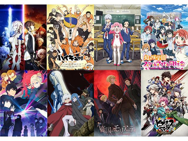 どれがおもしろかった? 2020年秋アニメ人気投票