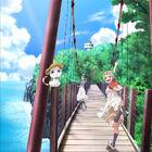 夏アニメ「あまんちゅ!」、伊東市とのタイアップが決定! 第1話場面カット、BDジャケットも公開