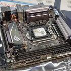 デュアルM.2スロット搭載のゲーミングMini-ITXマザー「ROG STRIX Z270I GAMING」がASUSから!