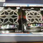 RGB LED搭載のファングリル「FG141」と「FG121」がSilverStoneから!