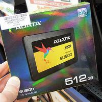 3D MLC NAND採用の2.5インチSSD「Ultimate SU900」の512GBモデルが発売!