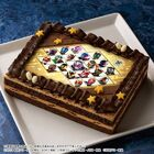 平成仮面ライダー20作品をお祝いする、平成仮面ライダー全員がプリントされた特別仕様のケーキが登場!